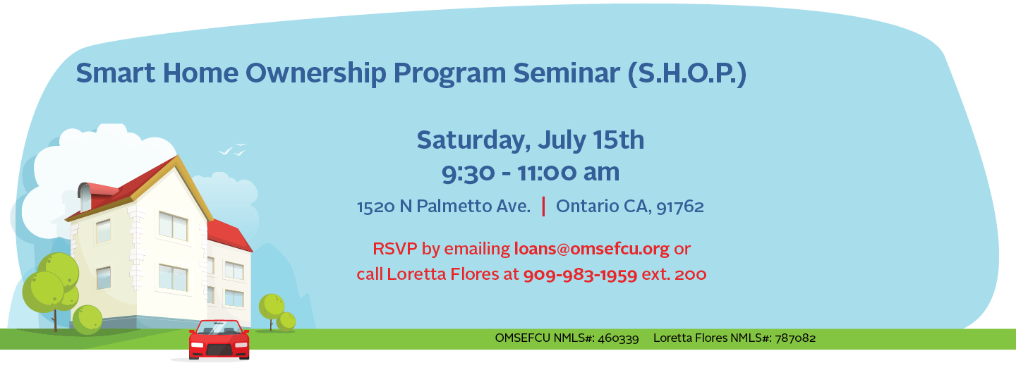 Smart Home Ownership Program seminar