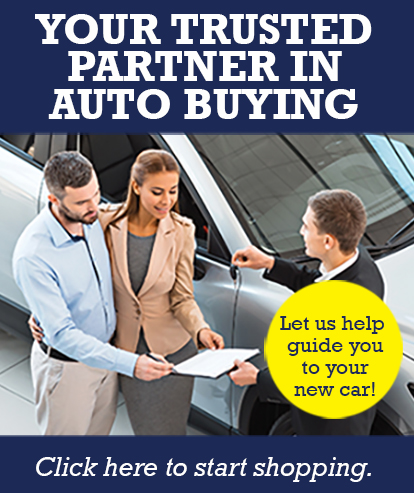Your trusted partner in auto buying | click here to start shopping | Let us help guide you to your new car!